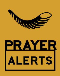 Prayer Alerts