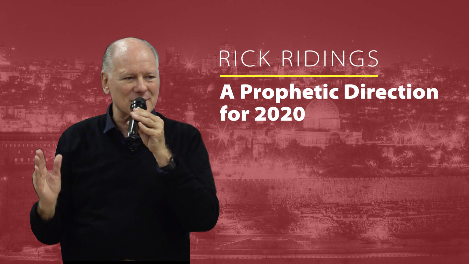 A Prophetic Direction for 2020 | Rick Ridings | Succat Hallel