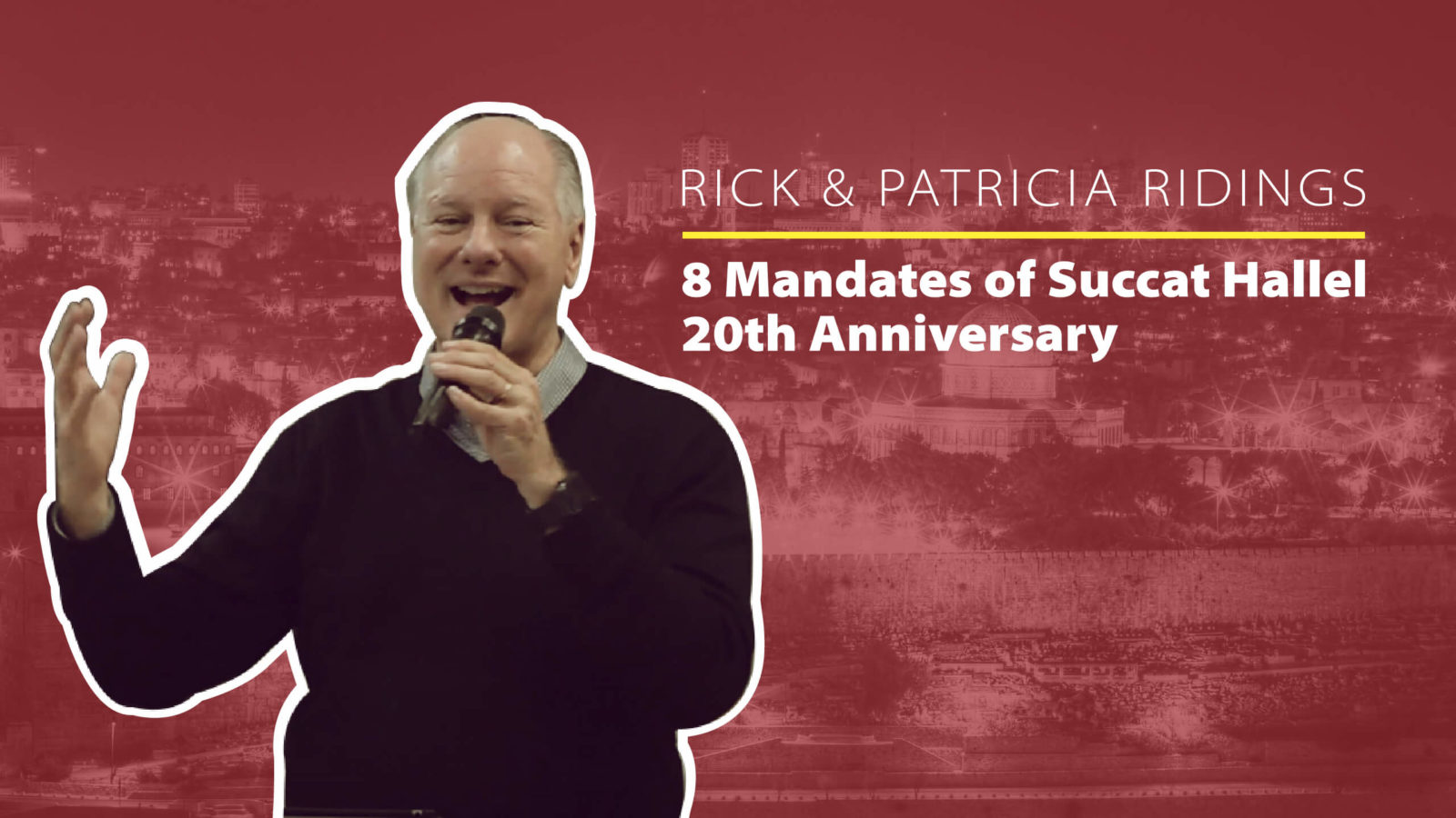 The Eight Mandates of Succat Hallel | 20th Anniversary